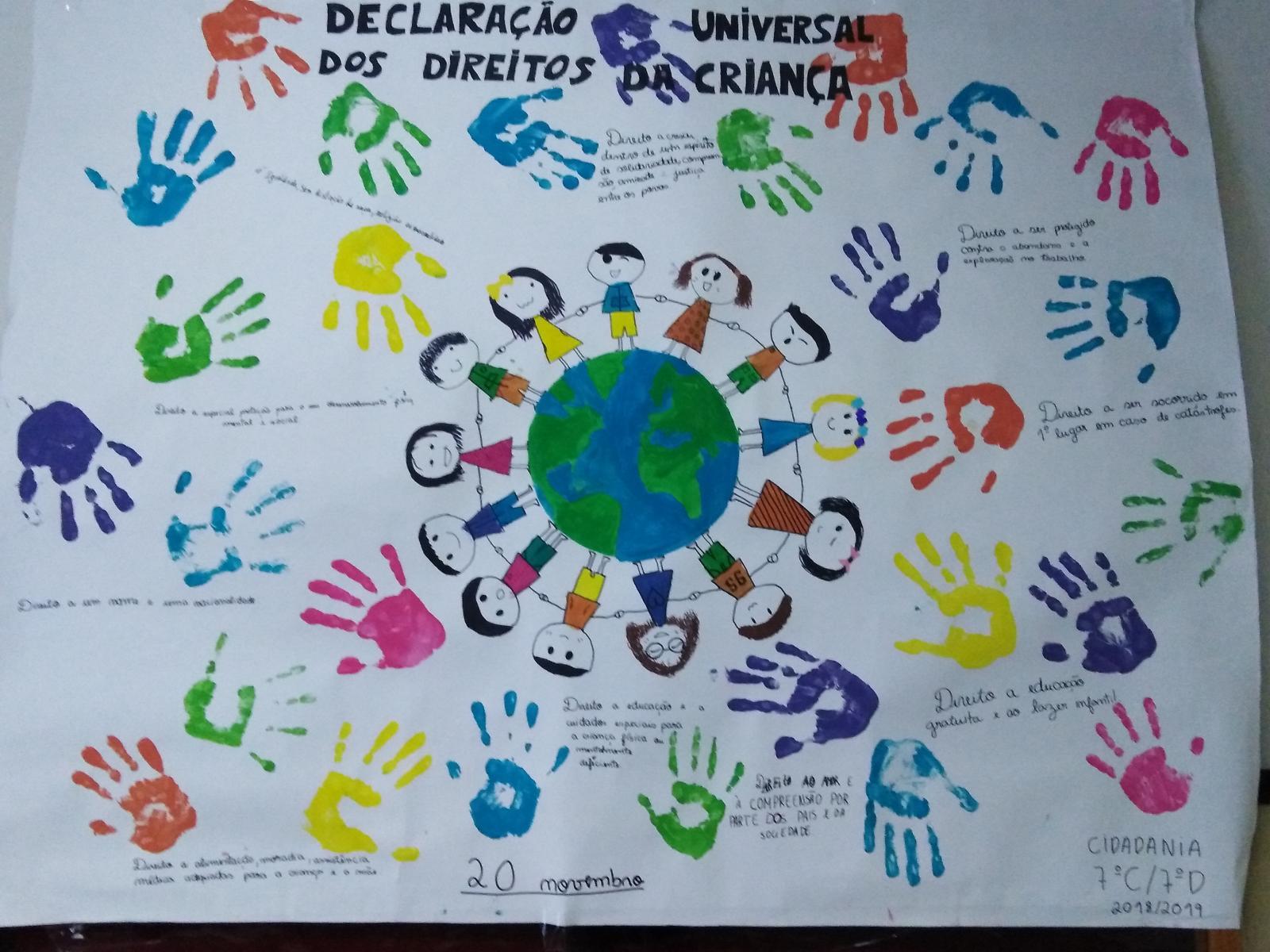 Declaração Universal dos Direitos da Criança