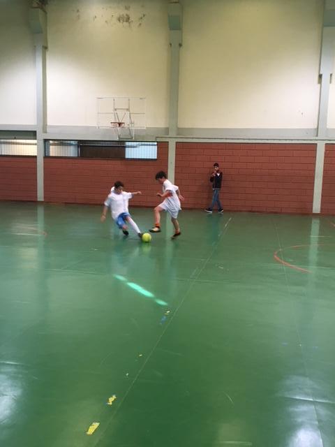 3.º Torneio de Futsal Inf. Masc.