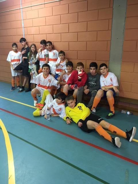 2.º Torneio de Futsal Inf. Masc.