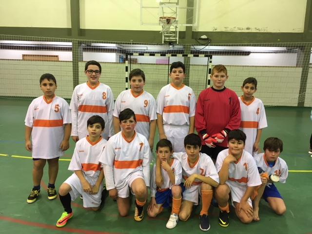 1.º Torneio de Futsal Inf. Masc.