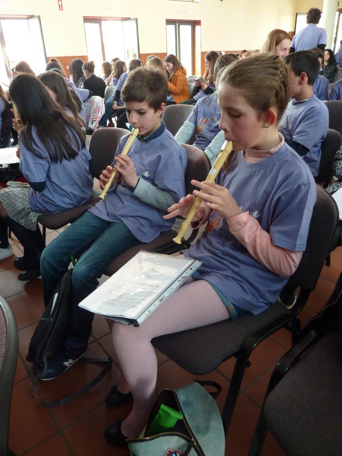 XVIII Concurso de Flauta de Bisel das Escolas de Vale do Sousa - I Tâmega