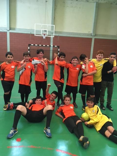 Torneio de Futsal - Desporto Escolar