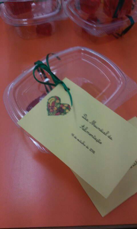 Dia Mundial da Alimentação - Confeção e degustação de gomas saudáveis