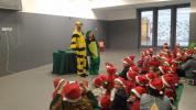 Encerramento do 1.º Período – Teatro na Escola e almoço tipo ceia de Natal