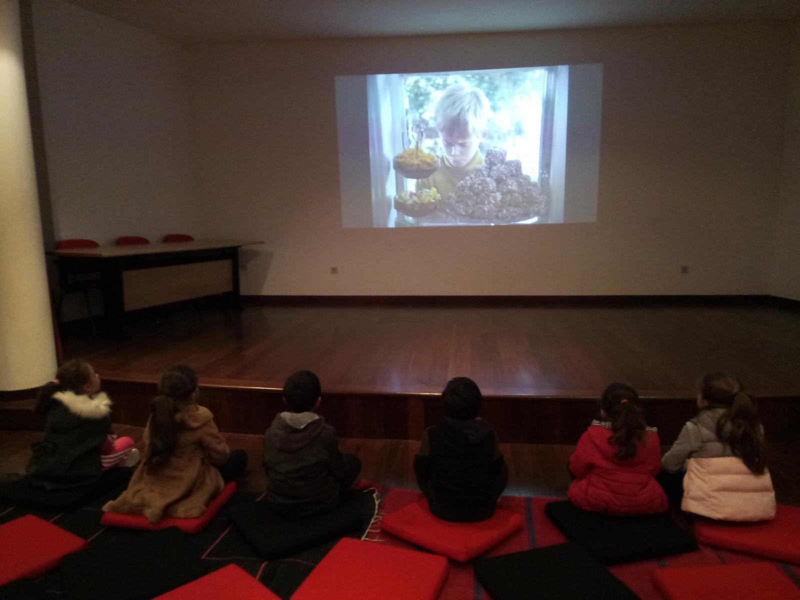 Visita de Estudo - Biblioteca Municipal de Penafiel