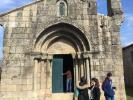 Visita de Estudo - Penafiel - rota do Românico