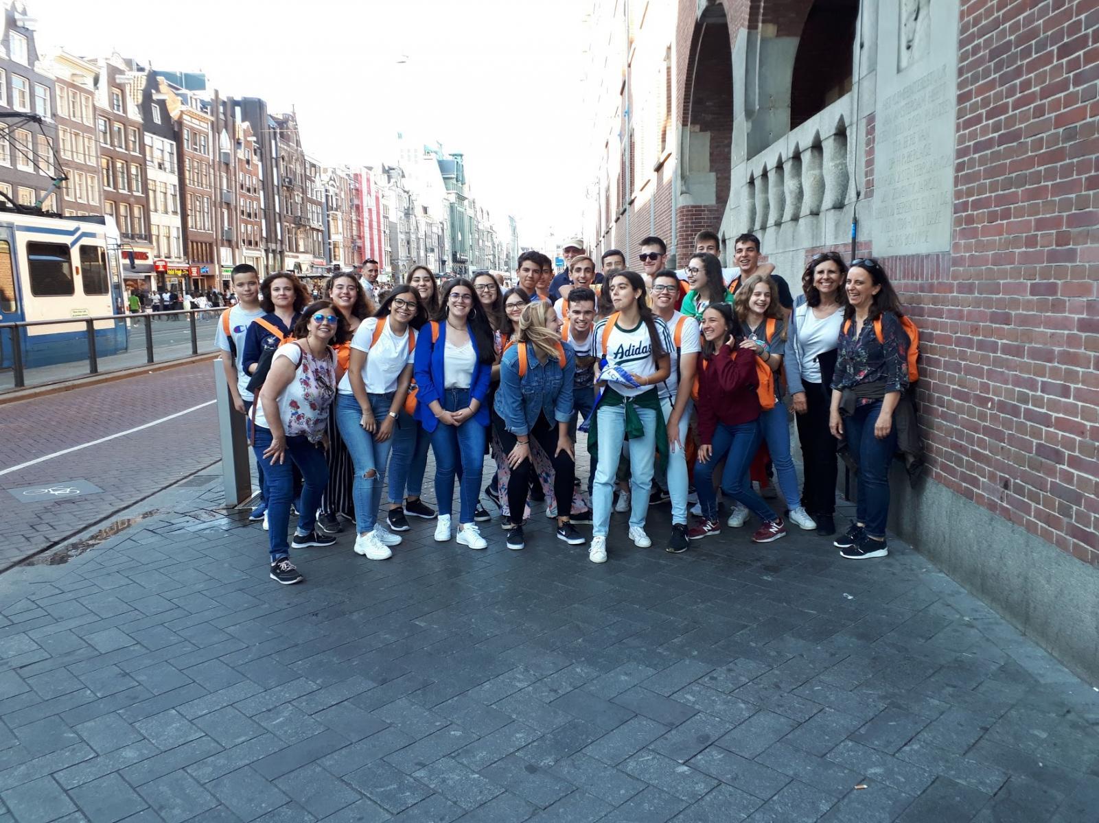 Visita de Estudo a Amesterdão