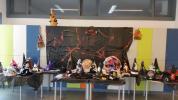 Halloween Hats Exhibition and Runway