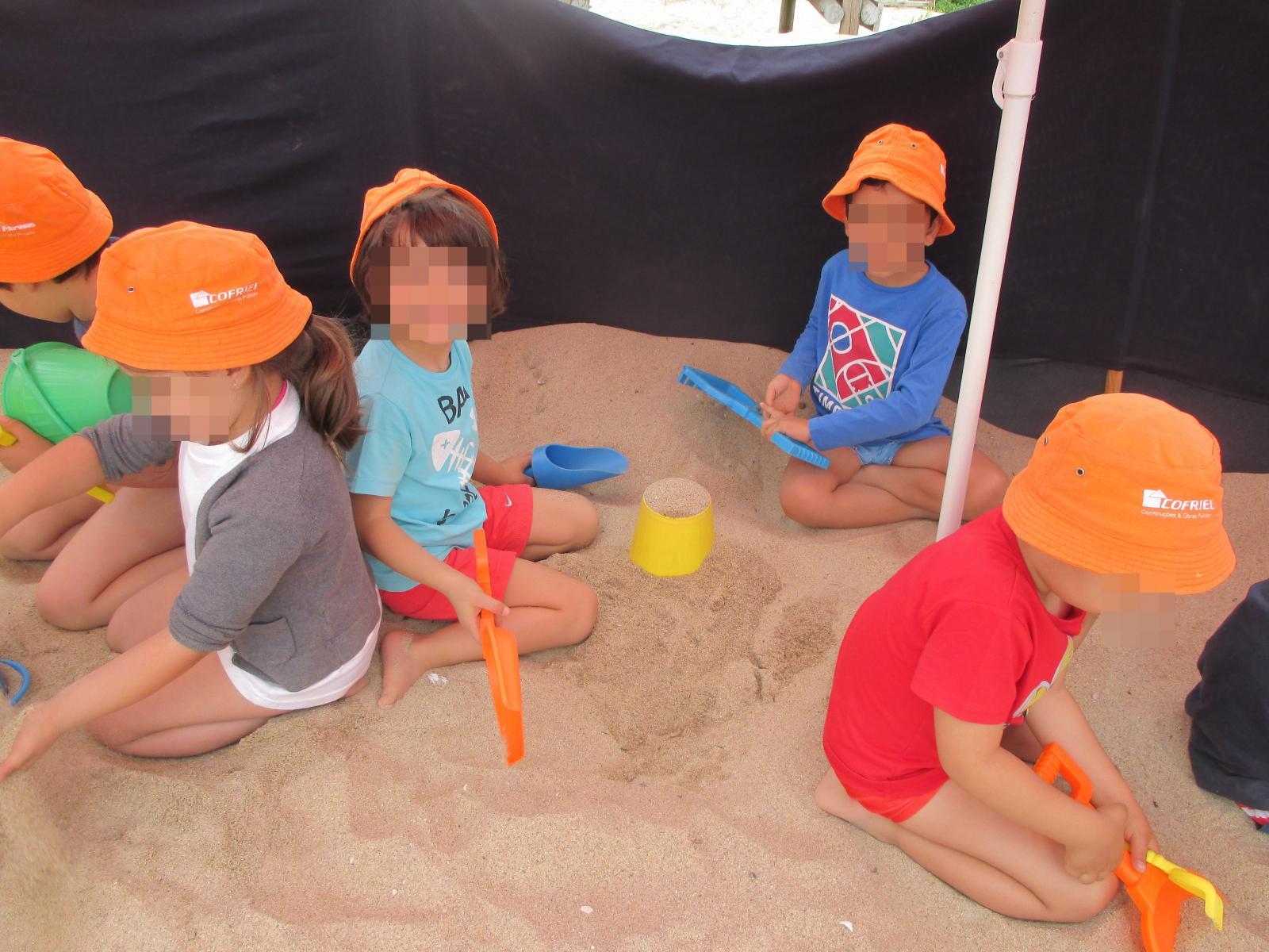 Visita de estudo: Praia de Miramar