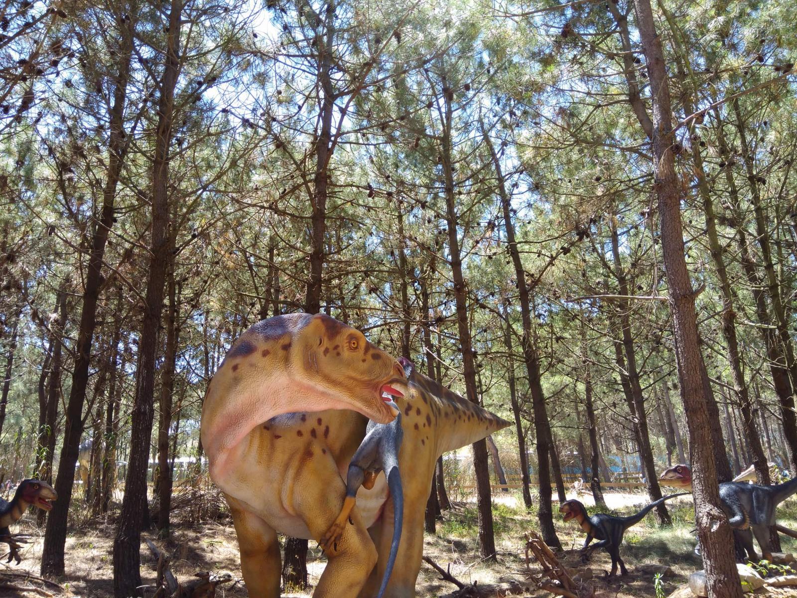 Visita de estudo: Dino Parque