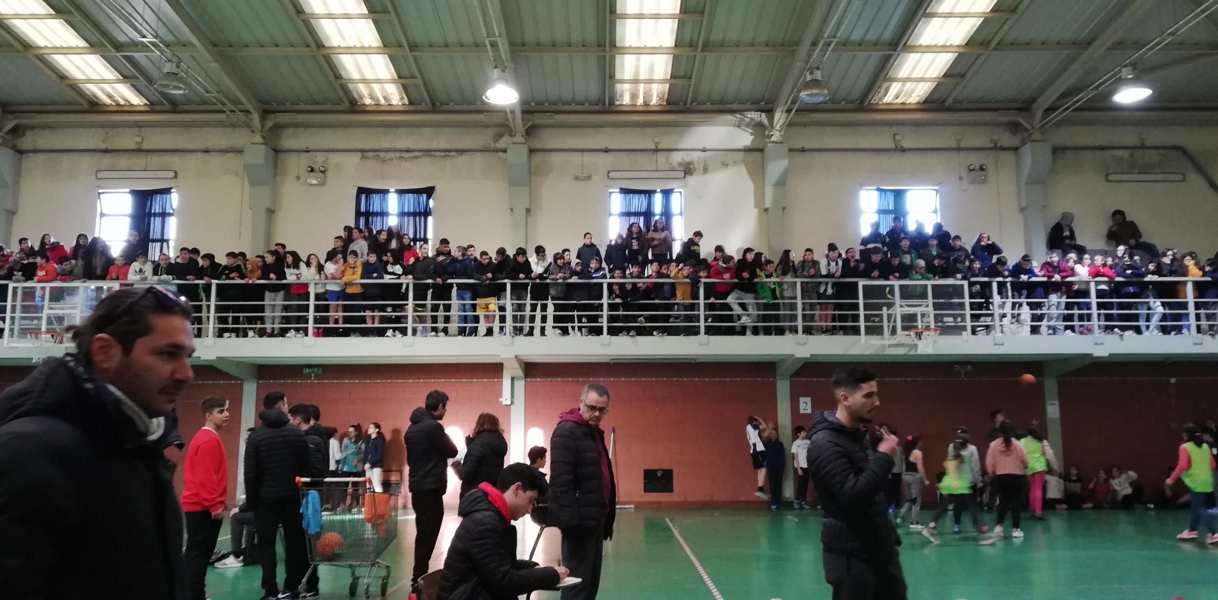Torneio de Basquetebol 3x3
