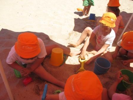 Visita de estudo - praia de Miramar