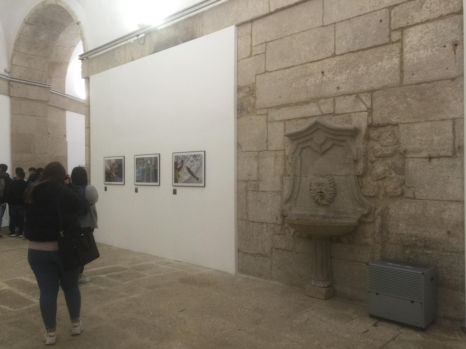 Visita de Estudo ao Centro Português de Fotografia e ao ISEP
