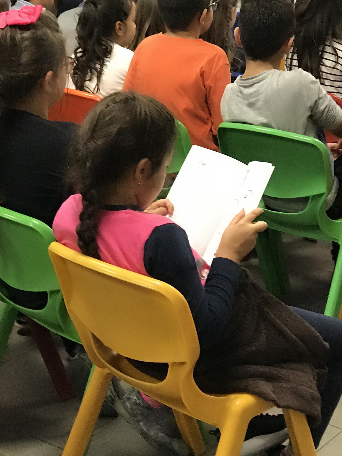 Dia das Bibliotecas Escolares em Portugal