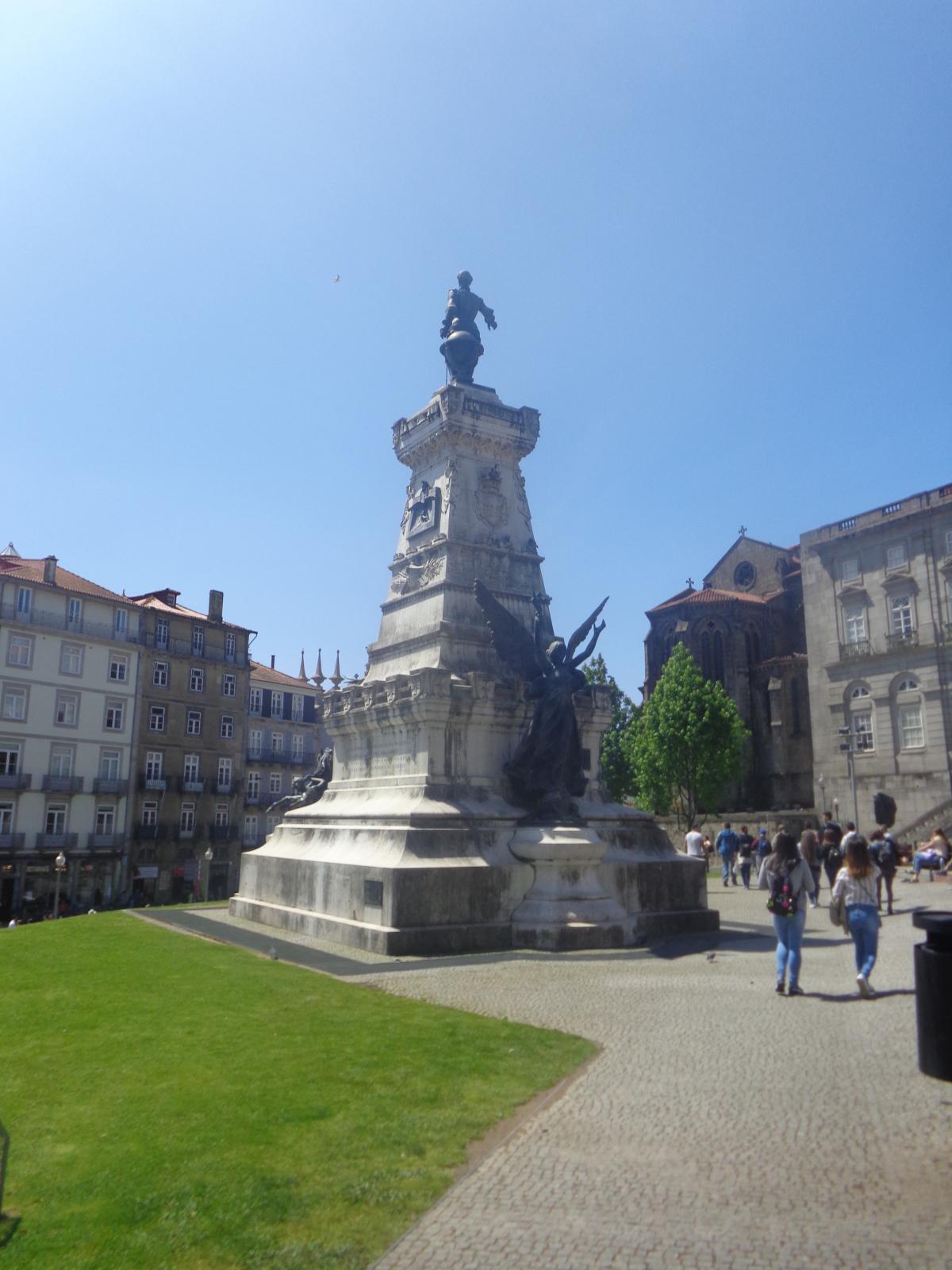 Uma aventura no Porto