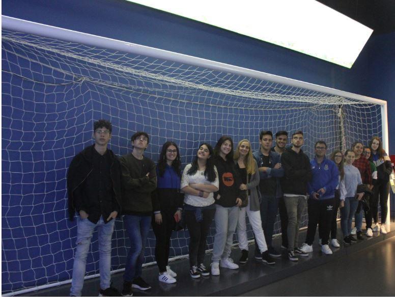 Visita de Estudo RTP  - Museu FC Porto