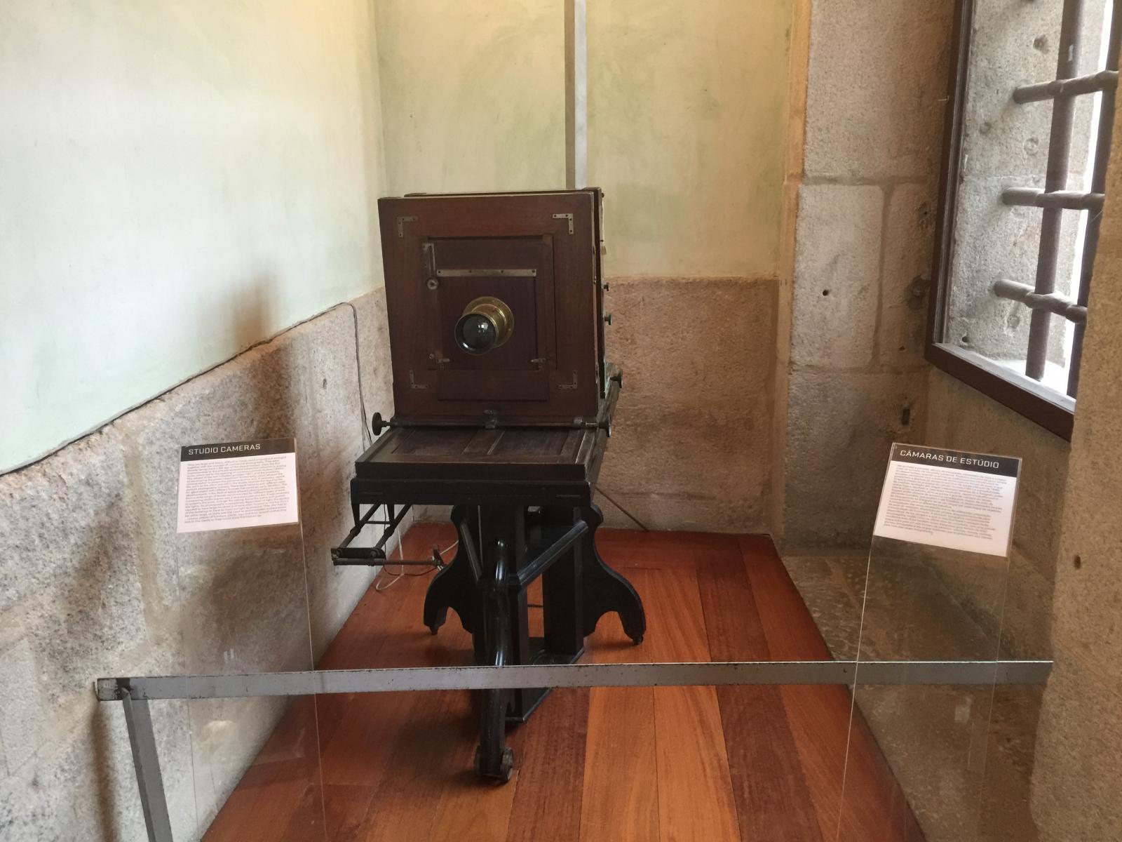 Visita de Estudo ao Centro Português de Fotografia e às Instalações da SIC