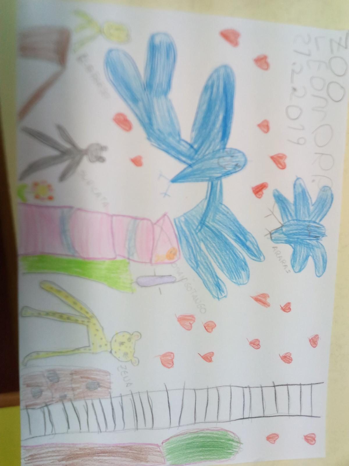 Visita de Estudo: ZOO - musical Infantil ,Plano6